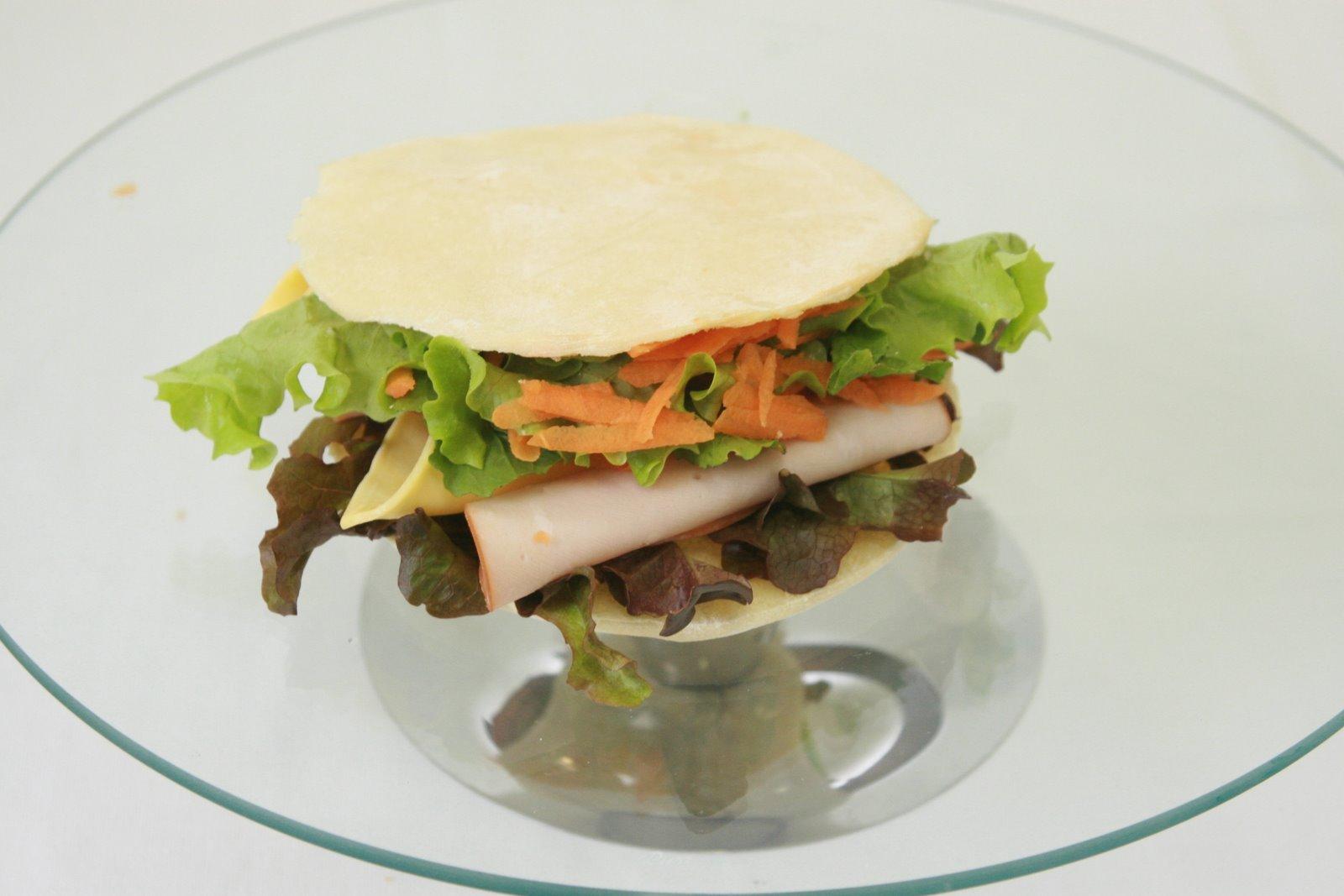 Sanduiche Pao Beirute